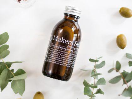 Makers Silk – för en professionell känsla till dina oljeprodukter