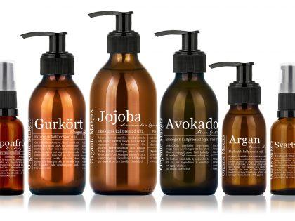 Hitta rätt olja: Så här använder du ekologiska oljor som hudvård