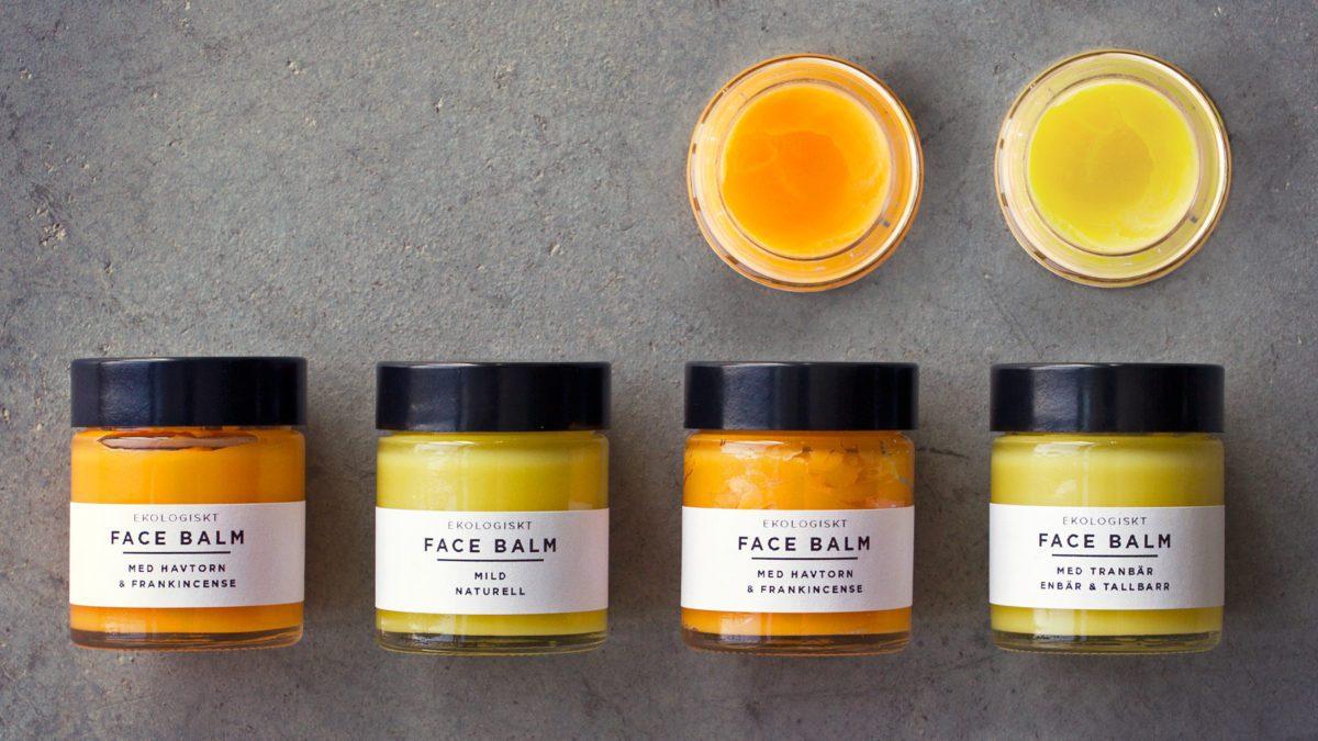 Gör din egen hudvård - face balm - organicmakers.se