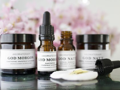 DIY aromaterapi för en pigg morgon och en avslappnad kväll