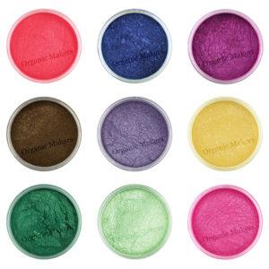 Pigment & Pigmenterad mica