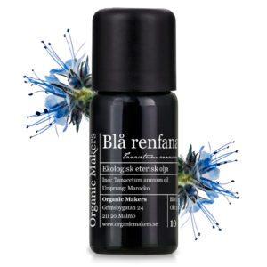 Blå Renfana Blue Tansy Eterisk olja - Ekologisk