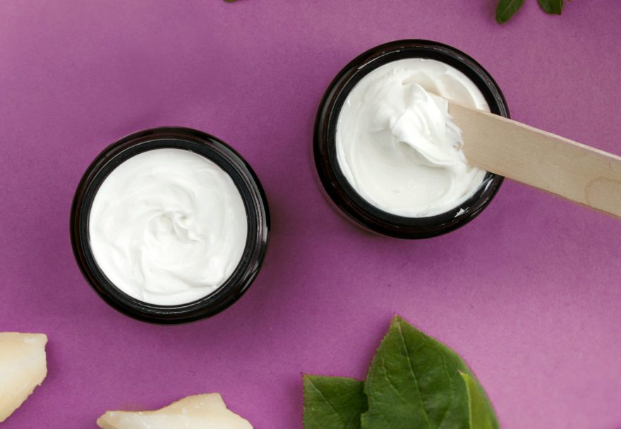 Organic Face cream DIY
