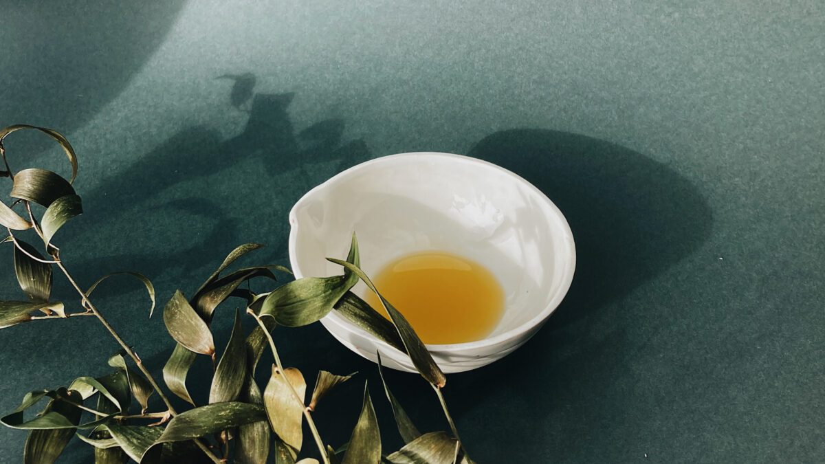 Torrhetsgrad av vegetabiliska oljor