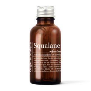 Squalane naturlig av olivolja - organicmakers.se
