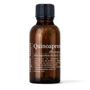 quinoaprotein ingrediens för diy hudvård - organicmakers.se