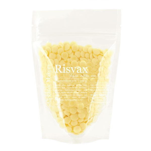 Köp risvax, naturligt risklivax