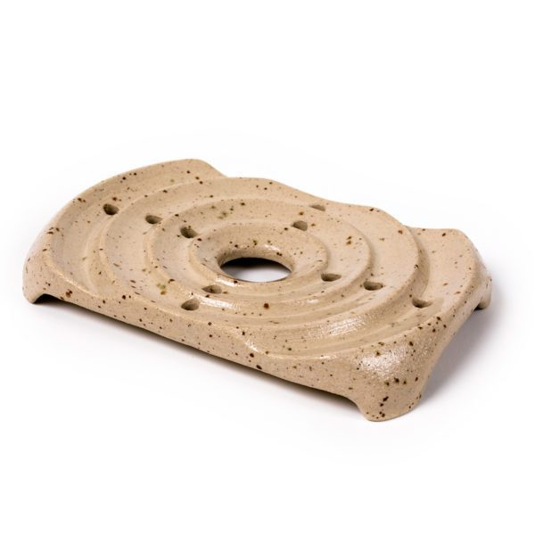 Tvålfat keramik handgjort