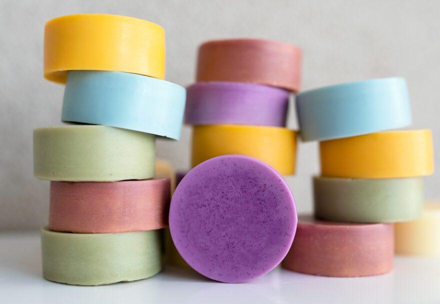 Balsamkakor med btms50 - DIY recept - organicmakers.se