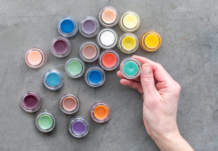 Gör egen solid pefume - DIY recept - organicmakers.se
