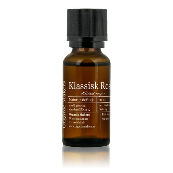Naturlig doftolja för parfym och hudvårdsprodukter - ftalatfri