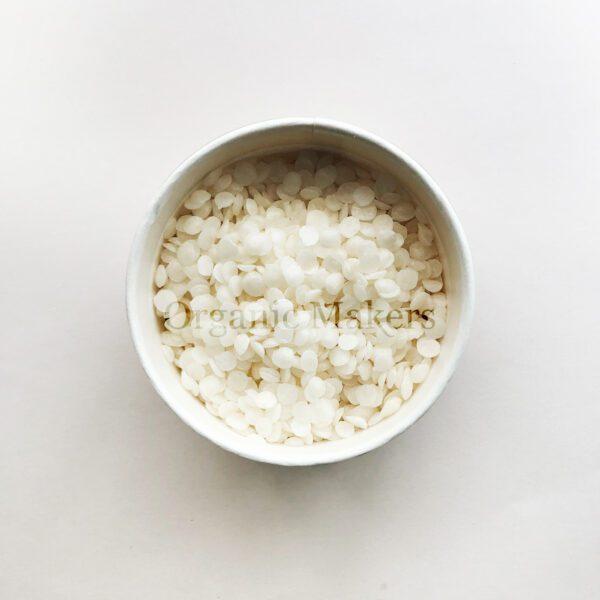 Bivax vitt ekologiskt för hudvård & mat - organicmakers.se