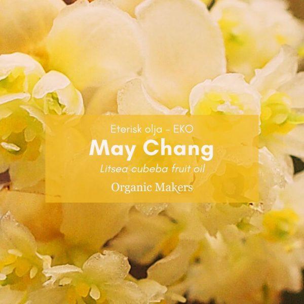 May Chang Litsea Cubeba eterisk olja, ekologisk, för hudvårdstillverkare