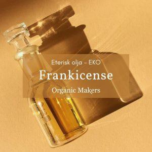 Ekologisk eterisk olja frankincense i storpack