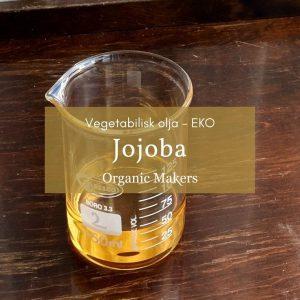 Kallpressad ekologisk jojobaolja i storpack/bulk