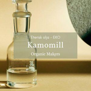 Ekologisk eterisk olja kamomill i storpack