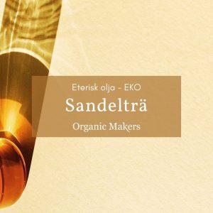Ekologisk eterisk olja sandelträ i storpack