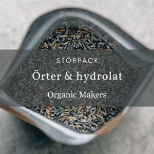 Örter & hydrolat - storpack