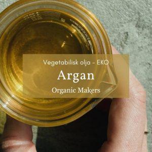 Arganolja ekologisk i storpack/bulk